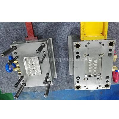 Automotive Diode Plastic Car Component 8 Cavities Injection Mould