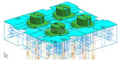 Parting Line Design in Mould Making