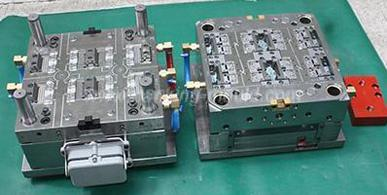 Injection Mold Building Process